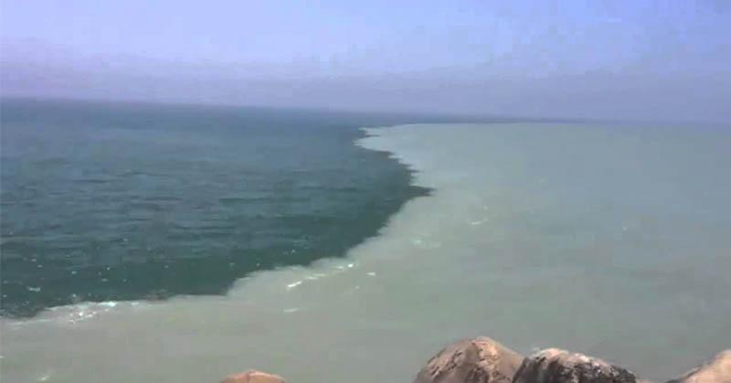 Alquran Jelaskan Ajaibnya Batas Pertemuan Dua Laut