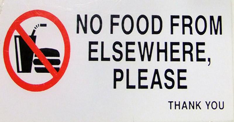 Ini Alasan Khusus Restoran Larang Pengunjung Bawa Makanan Dari