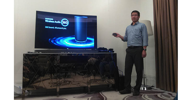 https: img.okezone.com content 2016 06 17 57 1417837 samsung-perkenalkan-soundbar-hw-j8501r-dan-wireless-audio-360-RF8Epnbi3e.jpg