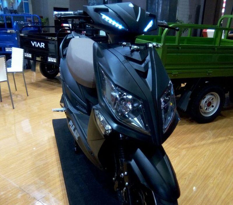 Dua Sepeda Motor Listrik Viar Akan Dijual di Indonesia