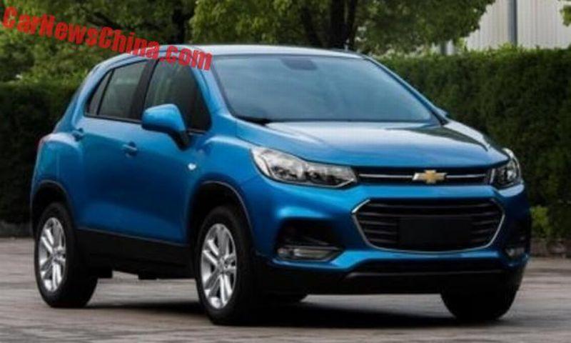 Gm China Segera Luncurkan Generasi Terbaru Chevrolet Trax Okezone News