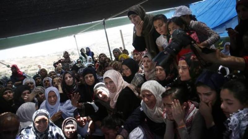 Serangan pasukan Israel tewaskan warga Palestina (Foto: Telegraph)