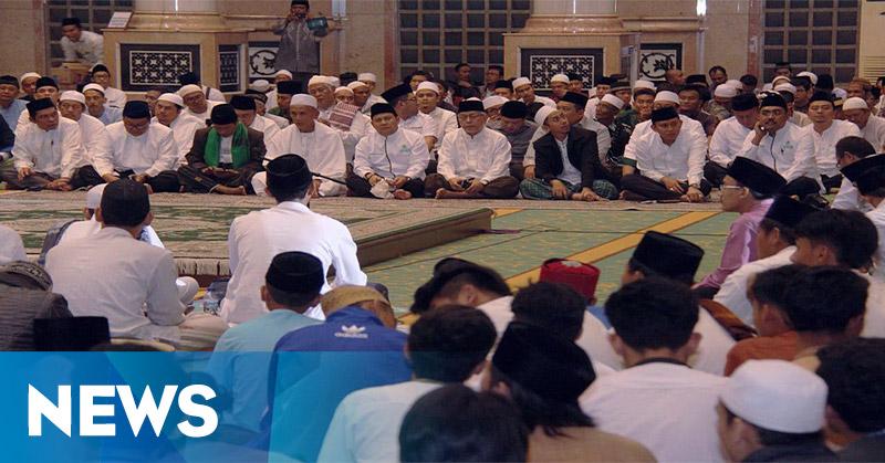 Jumlah Peserta Nusantara Depok Mengaji Membludak