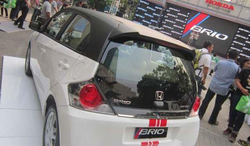 Honda masih pelajari kemungkinan bermain di segmen LCGC 7 seater (Foto: Okezone)