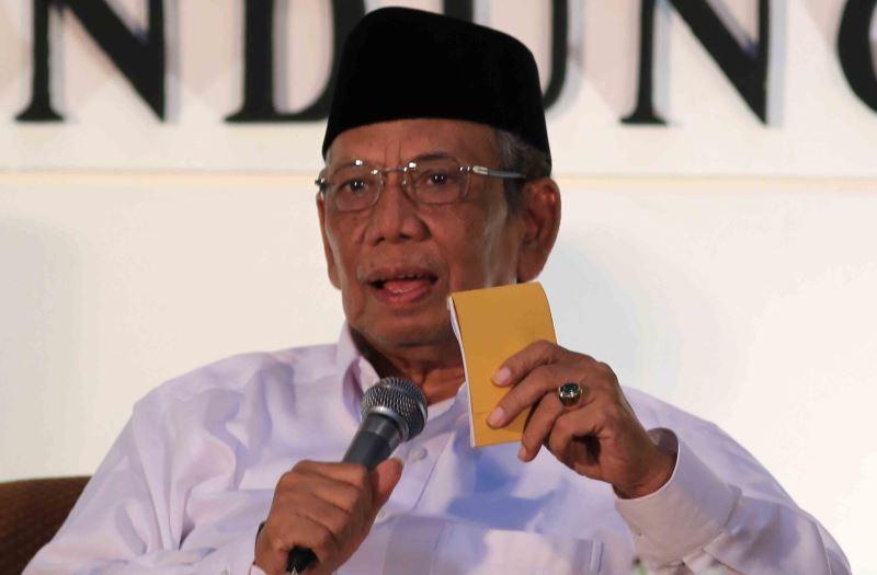 KH Hasyim Muzadi (Okezone)