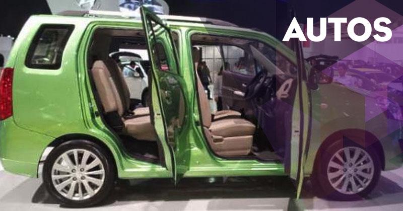 Apa Kabar LCGC 7 Seater Suzuki Karimun Wagon R Okezone News