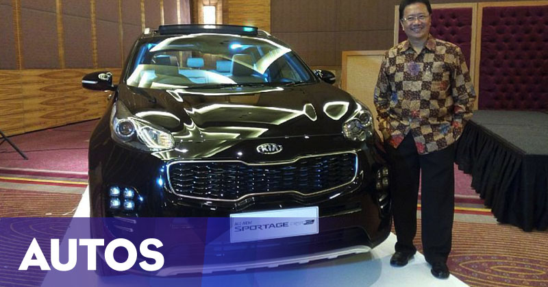 Kejar Target 2016, Kia Indonesia Bakal Luncurkan Produk Baru