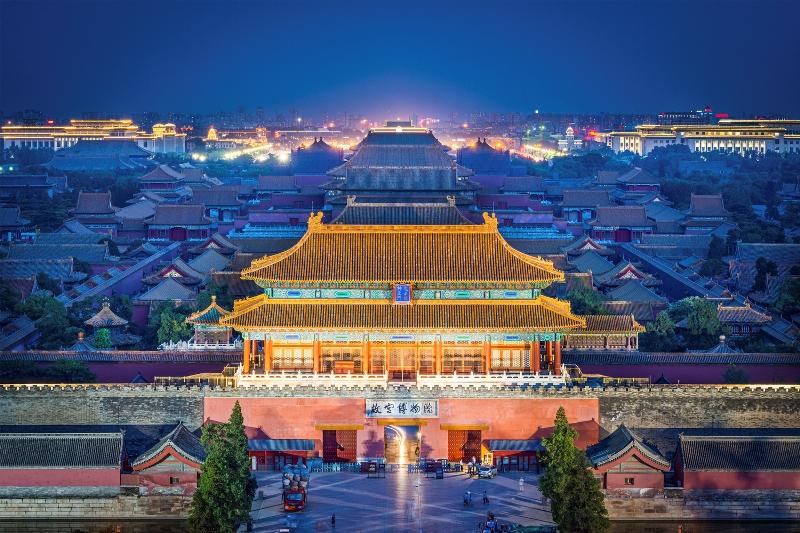Ilustrasi. Ibu Kota Beijing. (Foto: Madinahiman.co.id)