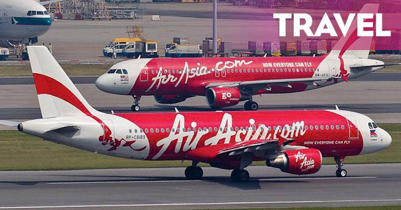 TOP TRAVEL 3: Libur Lebaran, AirAsia Siapkan 5.600 Kursi Tambahan