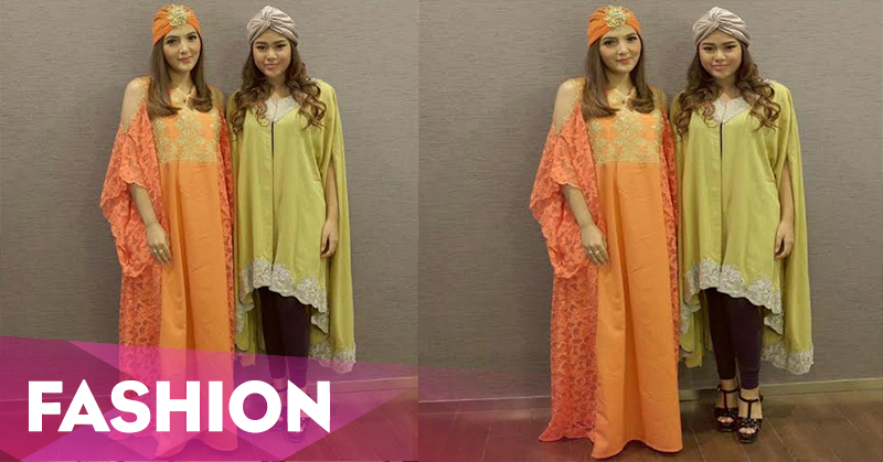 FOTO: Intip Yuk, Kekompakan Ashanty & Aurel Hermansyah Pakai Kaftan saat Ramadan
