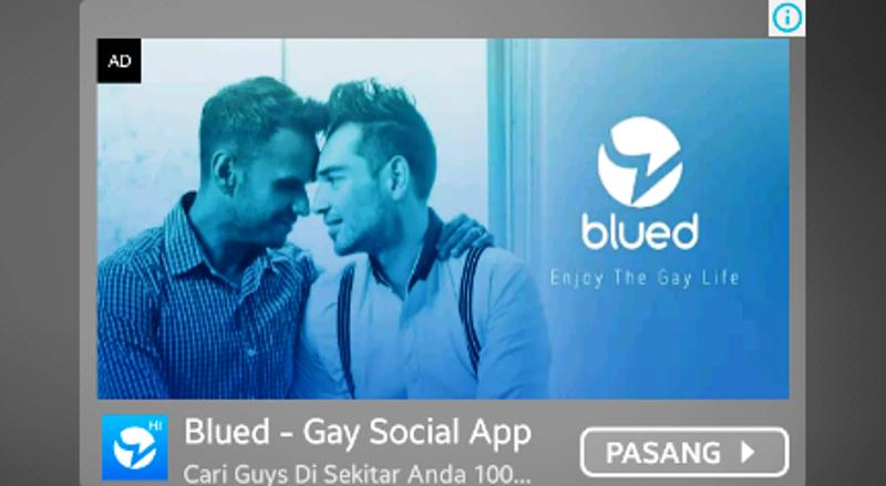 Gay meter app