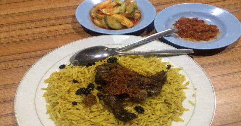 Condet Jakarta Timur Surganya Makanan Khas Timur Tengah Okezone