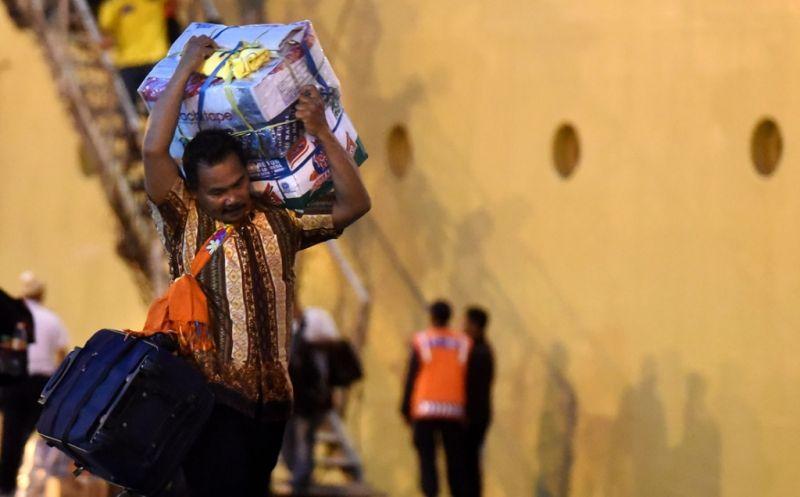 19 Armada Kapal Laut Siap Bawa Pemudik dari Pelabuhan Tanjung Priok