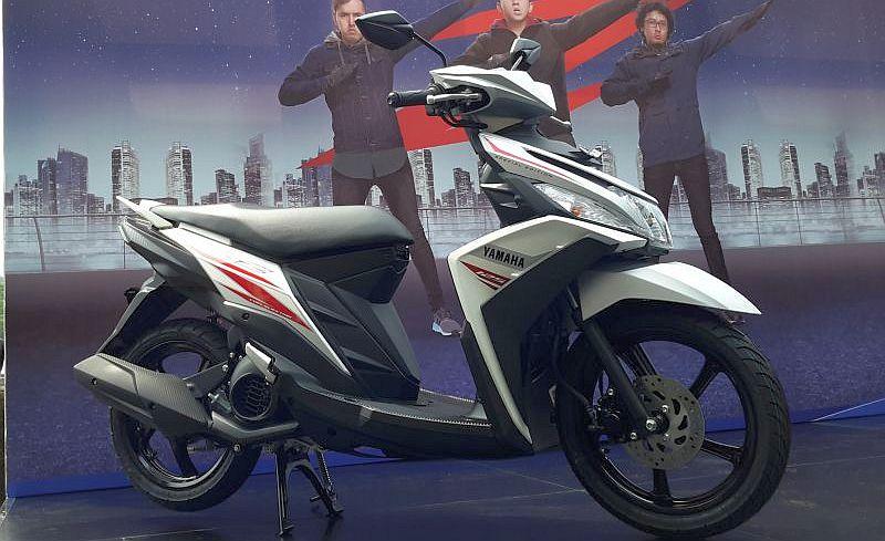Yamaha Mio Z (Foto: Okezone)