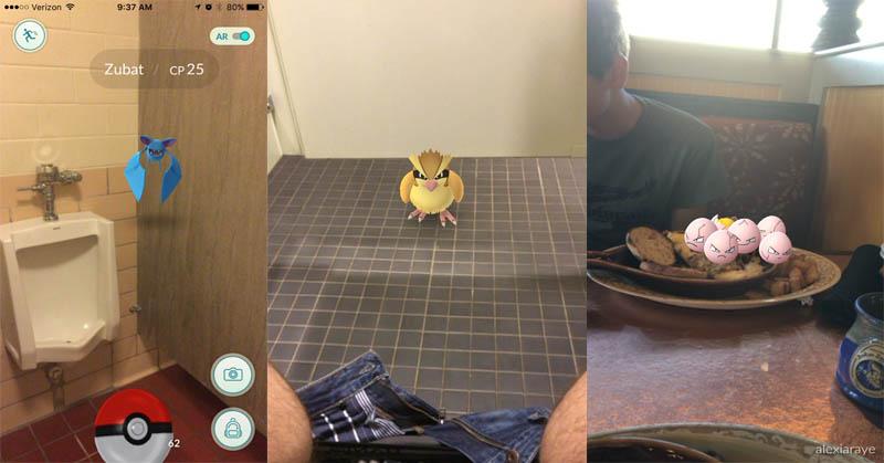 Pokemon Ini Ditemukan di Tempat yang Tak Terduga
