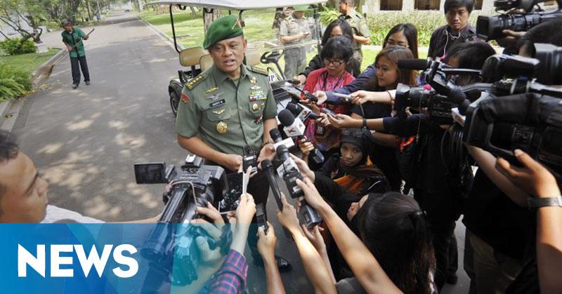 Panglima TNI Jelaskan Pengadaan Senjata oleh Oknum Paspampres dari AS