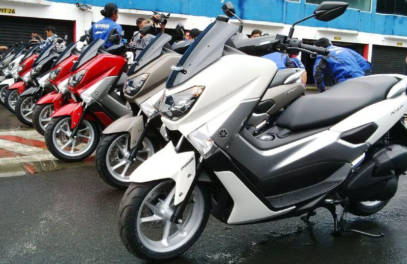 Yamaha Jual 5.000 Motor di Jakarta Fair, NMAX Paling Laris