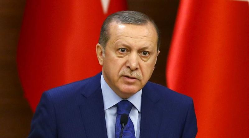 Presiden Turki, Tayyip Erdogan (Foto: RT)