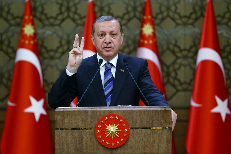 Presiden Turki Recep Tayyip Erdogan (Foto: Kayhan Ozer/Reuters)
