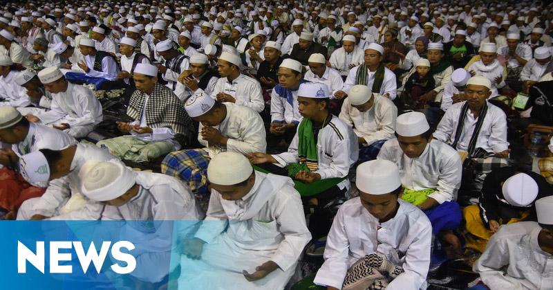 Puluhan Ribu Umat Islam Hadiri Haul Pendiri Alkhairaat