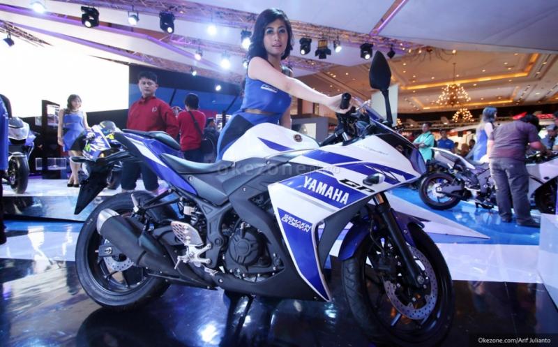 Absen di GIIAS 2016, Yamaha Bidik Indonesia Motorcycle Show