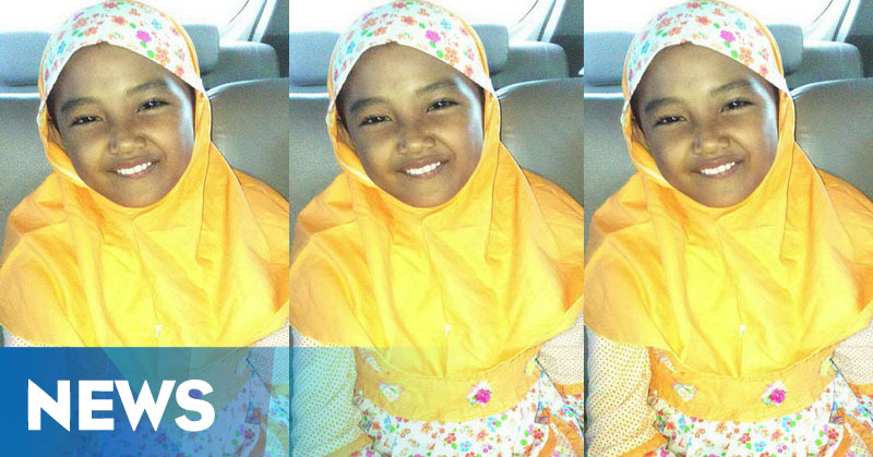 Bocah Perempuan 7 Tahun Tersesat di Indramayu