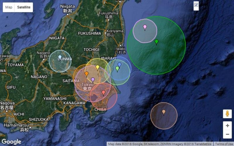 Diguncang Tiga Gempa Bumi dalam Sehari di Jepang