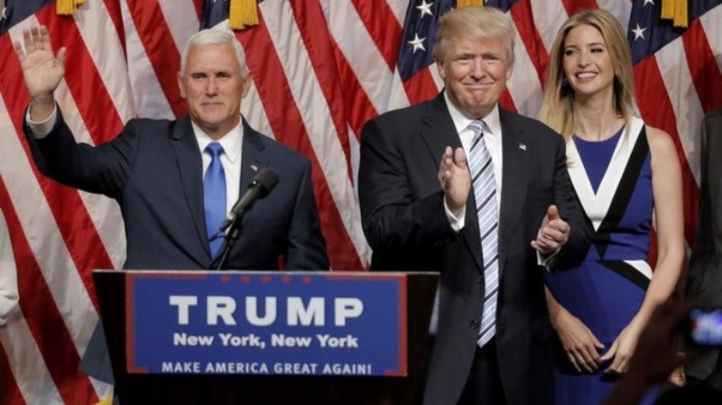Susul Trump, Mike Pence Resmi Cawapres AS Wakili Republik