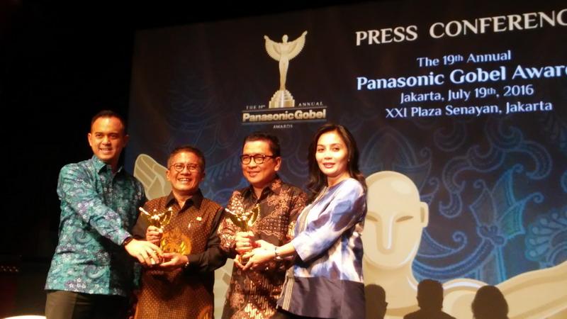 Terheboh Panasonic Gobel Award Hadirkan Kategori