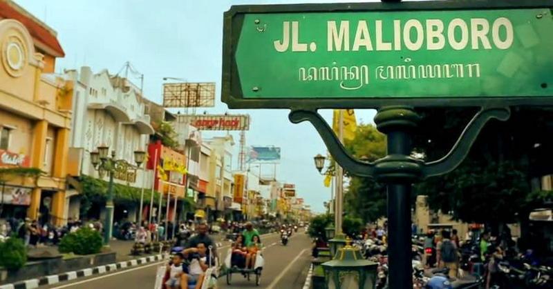 Inilah Sejarah dan Makna Jalan Malioboro di Yogyakarta ...