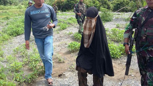 Kronologi Tertangkapnya Istri Kedua Santoso di Pegunungan Tambaran