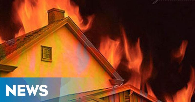 Kebakaran Hanguskan Sebuah Ruko di Fatmawati