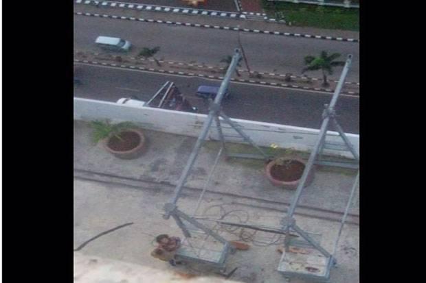 Video Mesum Diduga Praja IPDN Dilakukan di Atap Apartemen