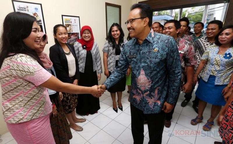 Wakil Gubernur Jawa Timur, Saifullah Yusuf (foto: Okezone)