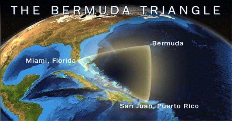 Misteri Segitiga Bermuda Terpecahkan, Ini Penjelasan Ilmuwan