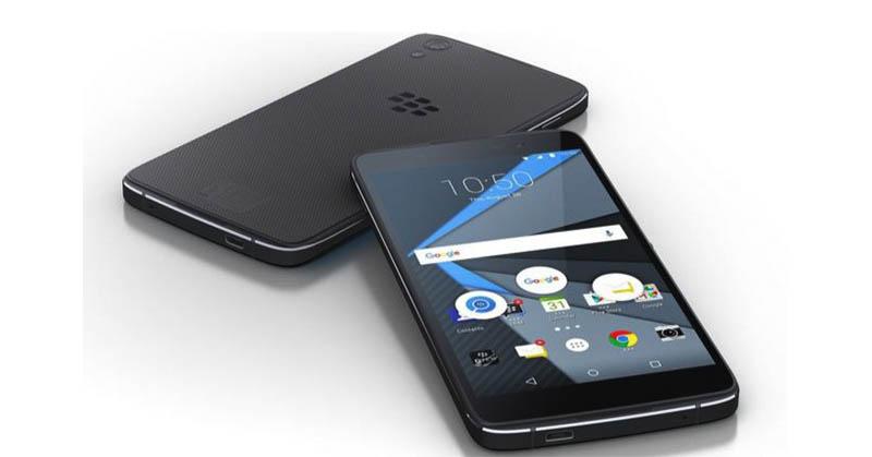 BlackBerry Resmikan DTEK 50, Ponsel Android Teraman