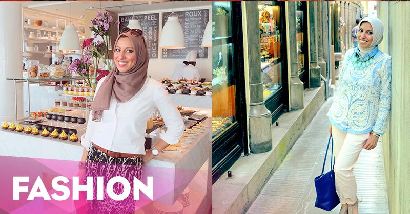 Kunci Mix and Match Hijab dengan Busana Sehari-hari