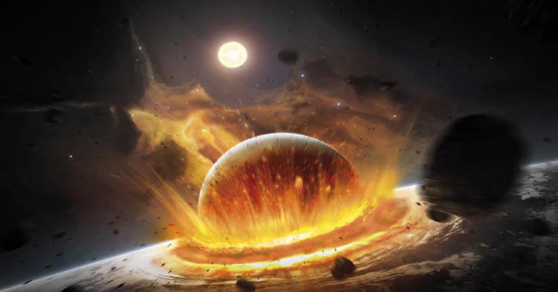 2 Agustus, Bumi Dihantam Batu Meteor Besar?