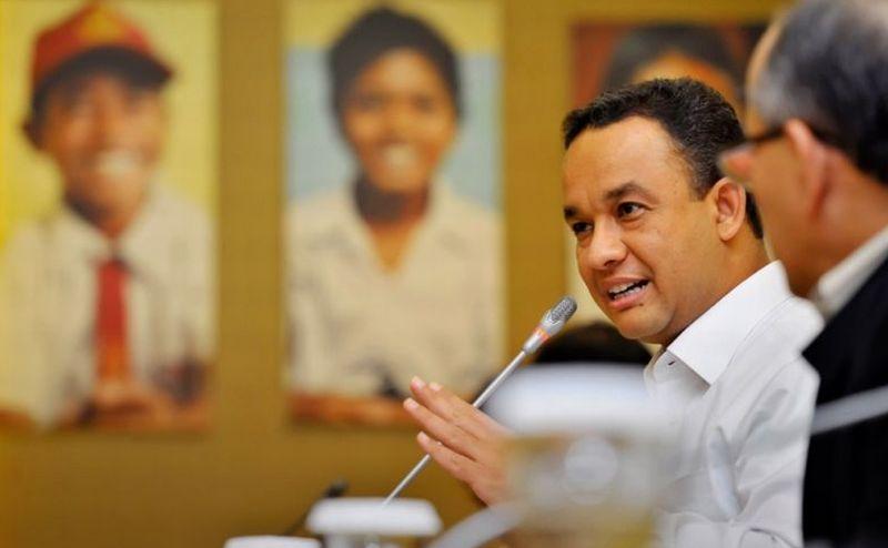 Reshuffle Kabinet: Ini Program Unggulan Anies Baswedan Selama Jadi Mendikbud