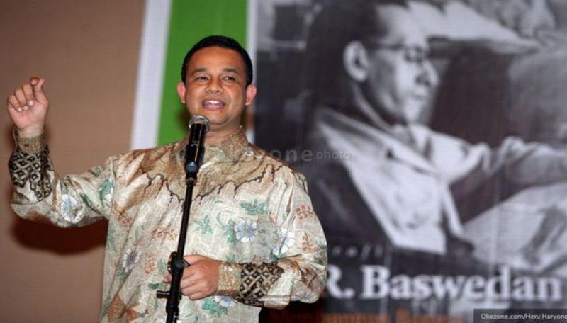 "Reshuffle Kabinet, PGRI: ""Terima Kasih untuk Pak Anies"""