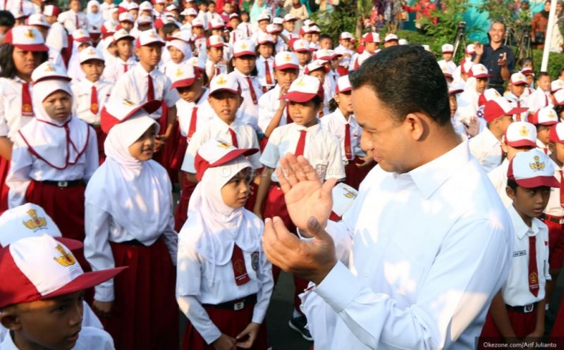 Anies Baswedan Kena Reshuffle Kabinet, Program Pendidikan Terpenggal