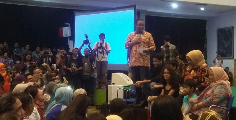 Pasca-reshuffle Kabinet Kerja, Anies Baswedan Pamitan di Kemdikbud