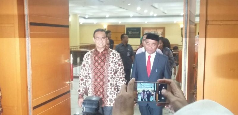 Reshuffle Kabinet: Anies Baswedan Titipkan Program ke Mendikbud Baru