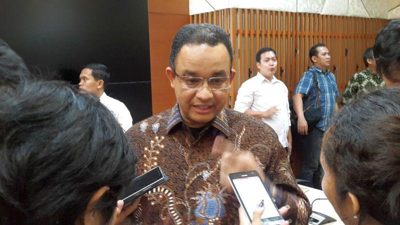 Arief Rachman: Apa Salah Anies Baswedan?