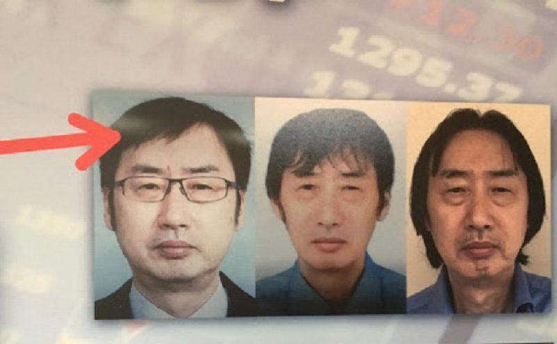 Tansformasi wajah Yasuo Tsubaki sebelum dan sesudah operasi plastik. (Foto: Asian Correspondent)