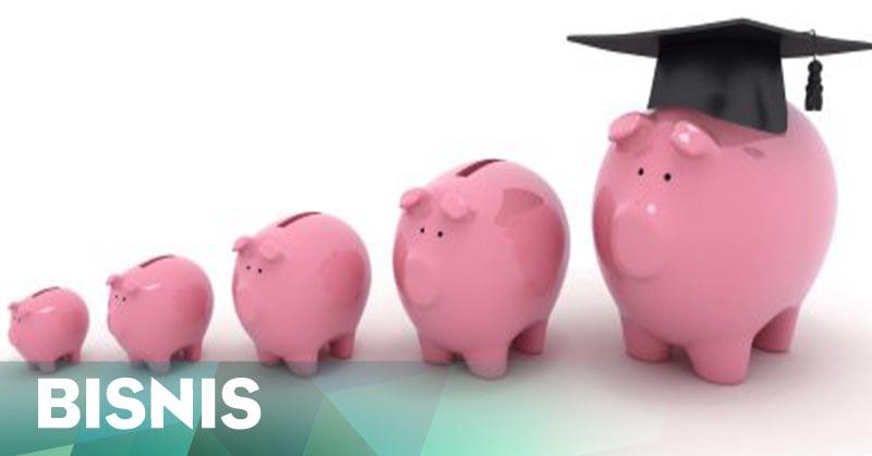 TRIK HEMAT: Kiat Menyiapkan Biaya Kuliah Anak Anda