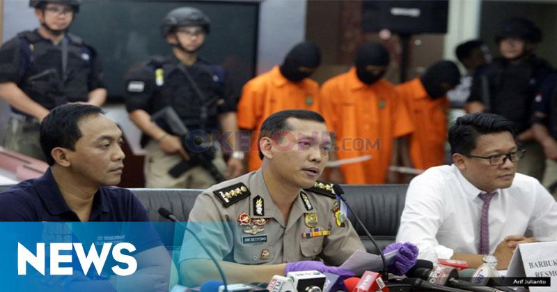 Ini Modus Kejahatan 31 WNA yang Ditangkap di Jakbar
