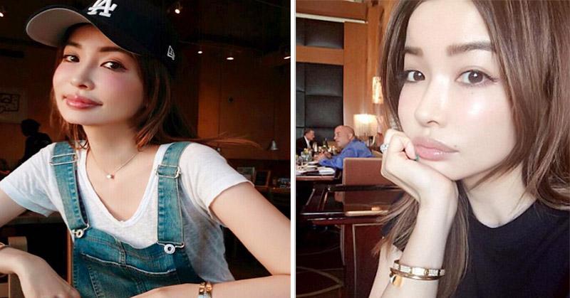 Foto dari Risa Hirako, si model cantik yang sudah berusia 45 tahun (Foto: Instagram)
