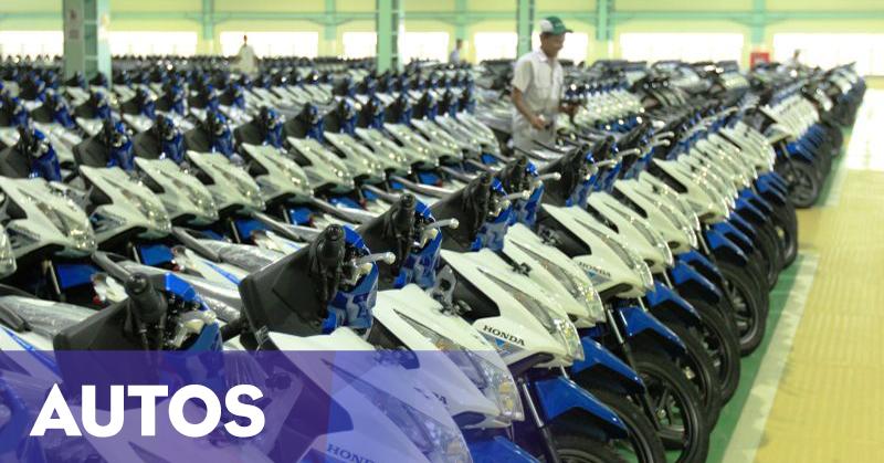 Honda Jual 2,3 Juta Motor di Indonesia Selama Januari-Juli 2016