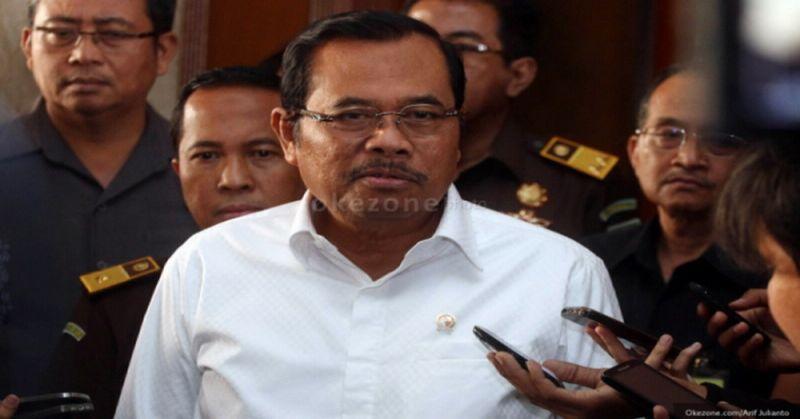 Jaksa Agung, HM Prasetyo (Foto: Dok. Okezone)